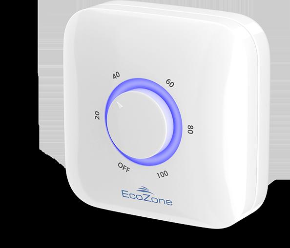 Bathroom Air Purifier Deodorizer And Ionizer